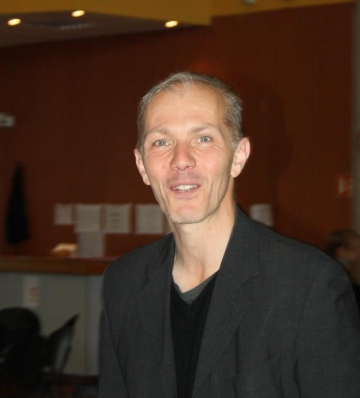 Pierre Notte 2015. PhotoGuyDieppedalle