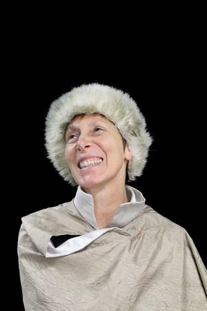 Une courtisane Corinne Porkolab