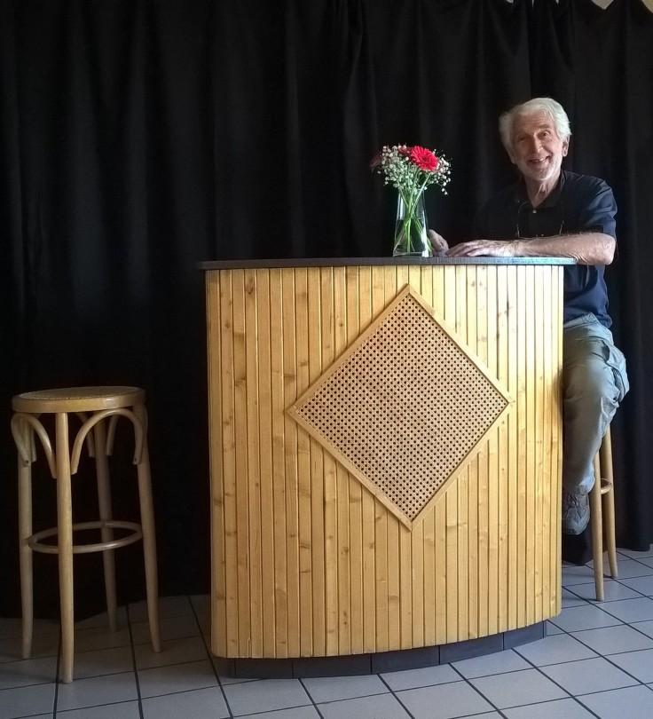 Bernard Faure Décors-Bar de Brassens et les femmes-2017-B